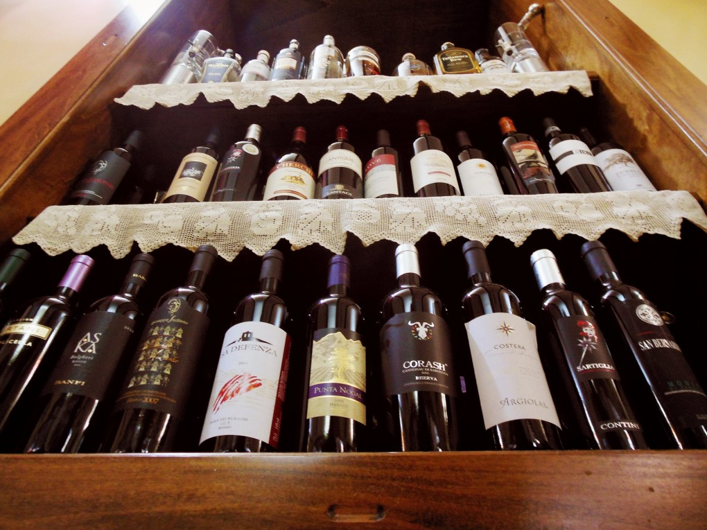 vini osteria borello ristorante Gavoi Nuoro Sardegna