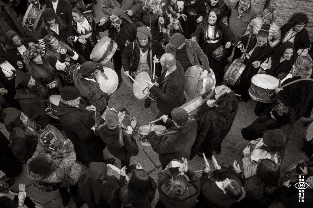 Gavoi Carnevale Sardegna
