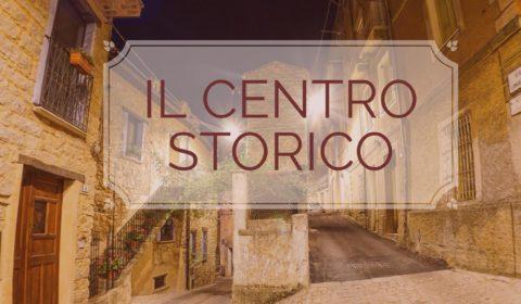 Gavoi - sardegna - centro storico